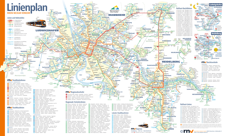 Regionalverkehrsplan Rhein-Neckar